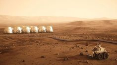 Se inicia la colonización de Marte: billetes de ida a partir de 2023
