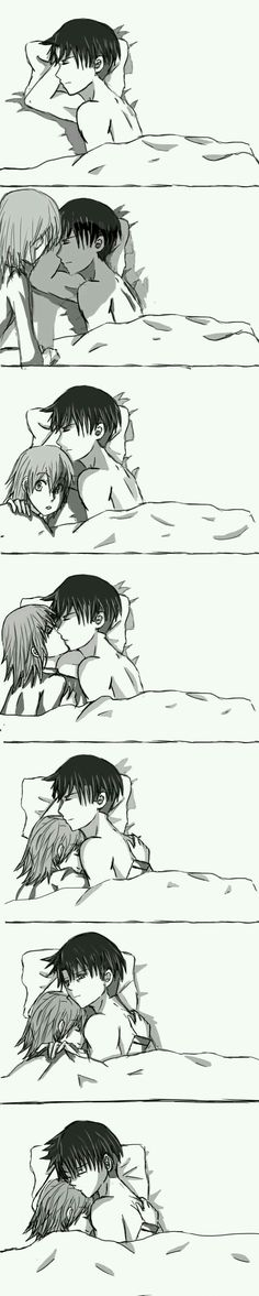Levi and Petra are so cute