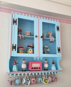 DIY Miniature Doll Houses Balkon – home accessories Kitchen Wall Cabinets, Kitchen Decor, Indian Room, Diner Decor, Diy House Projects, Tiny House Living, Diy Dollhouse, Room Inspiration, Interior And Exterior