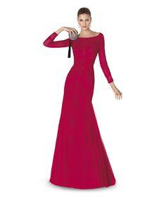 Pronovias te presenta su vestido de fiesta ABA de la colección Fiesta 2015.   Pronovias