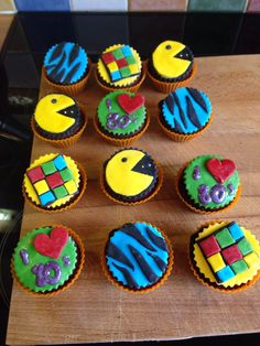 Home made cupcakes!