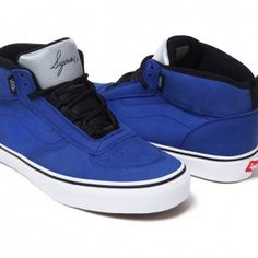 Supreme x Vans Spring 2012 Capsule Collection.