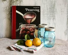 Gift Set The Good Cook Preserving Hardcover by SunchowdersVintage