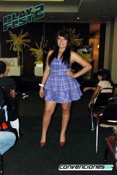 Monoshort con falda desmontable. Alina Avendaño Couture