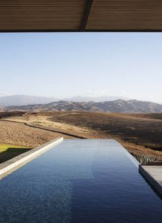 The Villa K, Tagadert Berber Village, MarrakeshThe Villa K was designed with a true respect towards its landscape. The land, a long North-South stripe of rocks and sand, with a slope on both sides,…