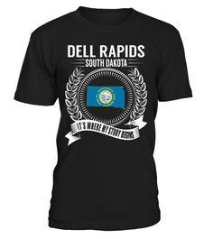 Dell Rapids, South Dakota - It's Where My Story Begins #DellRapids