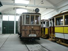 This tram is Hungarian - handsome.