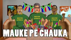 Watch this hilarious spoof of India Vs. UAE Star Sports #MaukaMauka TV Ad. #MaukePeChauka