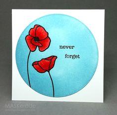 MASKerade: Never Forget