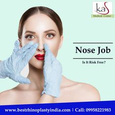 Nose Job Surgery Consultation Consult us to discuss about shaping your #nose & know more about how we do. Schedule an Appointment: www.bestrhinoplastyindia.com Call: +91-9958221983 For Email:info@bestrhinoplastyindia.com #Rhinoplasty #NoseSurgery #NoseReshape #TipNose #RhinoplastyCost