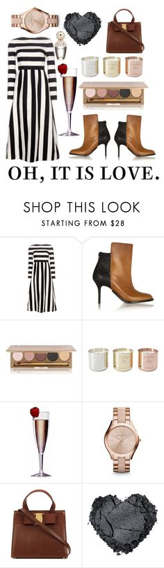 """It is #love"" by noa-antebi-pinto on Polyvore featuring Maison Margiela, Jane Iredale, Tom Dixon, Michael Kors, Marc Jacobs, women's clothing, women's fashion, women, female and woman"