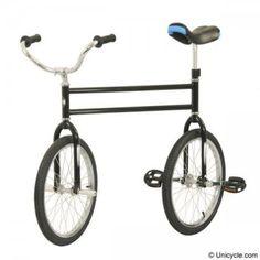Bici de Circo Negro - 20 pulgadas