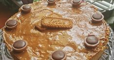 Cheesecake Torta, Breakfast, Food, Dessert Recipes, Morning Coffee, Essen, Meals, Yemek, Eten