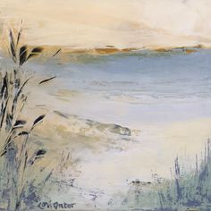Oil and cold wax artist on the Emerald Coast of Florida Wax, Coast, Artist, Painting, Artists, Painting Art, Paintings, Painted Canvas, Drawings
