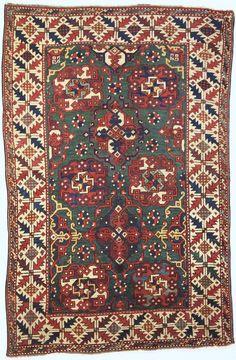 "Turkish ""Holbein"" rug, 17th - 18th century"