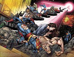 As DC Comics' massiveConvergenceeventdraws ever closer, details are slowly starting to come into focus.