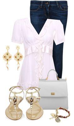 """""""Dolce & Gabbana"""" by tammylo-12 ❤ liked on Polyvore"""