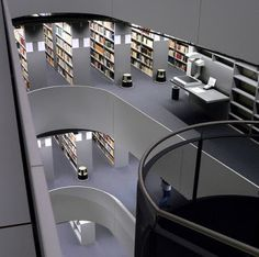 The Free University Library in Berlin