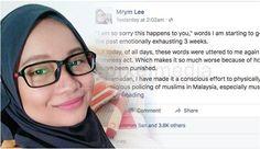 'Kau Tak Reti Hormat Ke? Kau Merosakkan Imej Agama Islam!'   KUALA LUMPUR - Tindakan seorang wanita beragama Islam mendedahkan dirinya makan secara terbuka di sebuah restoran di Quill City Mall dikecam hebat netizen yang menganggap tindakannya itu keterlaluan dan tidak hormat orang Islam yang lain berpuasa. Status yang dimuat naik oleh Mrym Lee pada jam 2 petang semalam telah dikongsi 3232 di laman Facebook dan rata-rata yang meninggalkan komen mengecam tindakannya itu.STATUS 'KONTROVERSI…