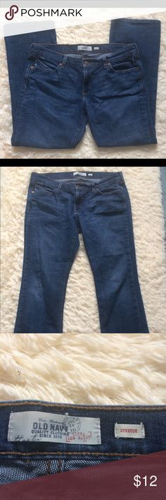 """Old Navy Jeans Perfect condition, possibly never even worn! Inseam is 29"""" Old Navy Jeans"""