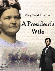 mary ann todd lincoln essay Mary ann todd lincoln (december 13, 1818 - july 16, 1882) was the first lady of the united states when her husband, abraham lincoln, served as the sixteenth president, from 1861 until 1865 born in lexington, kentucky, she was the daughter of robert smith todd and eliza parker, prominent.