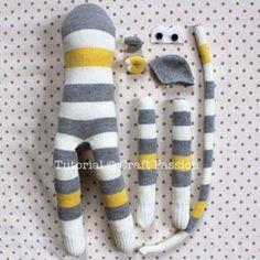Sock Monkey Tutorial
