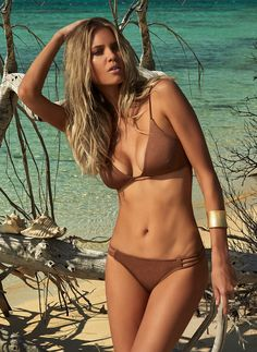 0cd99960829cd Bali Bralette Bikini Bronze Bralette Bikini
