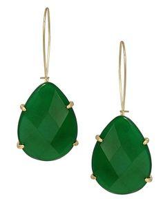 @Kendra Scott Allison Earrings in Green