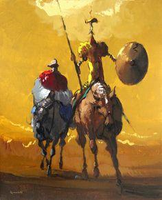 Don Quixote, Romanelli