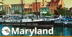 Maryland Homeschool Laws | HSLDA
