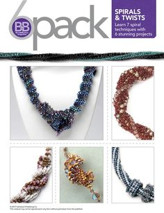 Bead&Button 6-Pack: Spirals & Twists - Beading & Jewelry Store