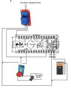 Arduino Automatic Door Opener