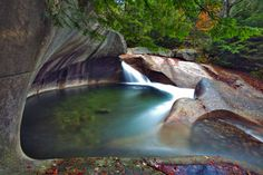 The Basin, White Mountains, New Hampshire Photography at ...