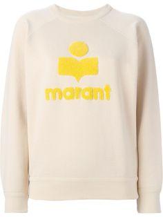 "Isabel Marant Étoile Sweat ""cody"" - O' - Farfetch.com"