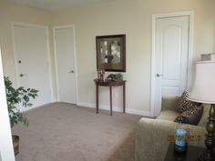1431 Sunnycrest Dr Fullerton, CA 92835 Another living room.