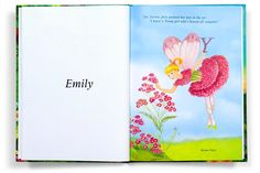 My Very Own Fairy Tale   Personalized Storybook www.iseeme.com  Make her the star of her very own fairy tale!