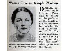 dimple machine