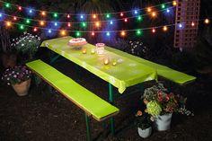 "LED-Lichterkette ""Party Time"""