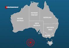 Powerful 6.1 magnitude earthquake hits Australia's southern coast