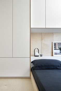Itinerant Richmond: Micro Apartment Renovation in Melbourne Melbourne Apartment, Micro Apartment, Apartment Living, Apartment Renovation, Apartment Design, Studio Apartment, Small Space Living, Small Spaces, Tiny Living
