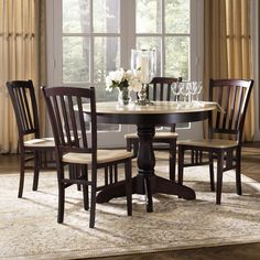 Dining Room On Pinterest Bel Air Round Dining Tables And French Country