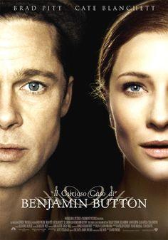 IL CURIOSO CASO DI BENJAMIN BUTTON (Un film di David Fincher. Con Brad Pitt, Cate Blanchett, Tilda Swinton, Julia Ormond, Jason Flemyng - USA 2009)