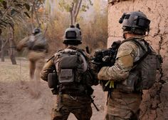 A report on the British special forces group (Task Force Crichton) and its role in Afghanistan
