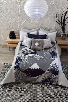 Modern Miniatures 1:12 Dollshouse Bed Linen by MadMissyMinis