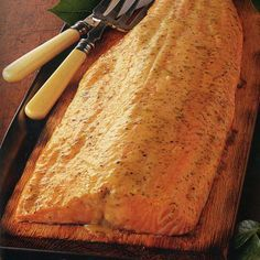 cedar planked salmon with honey lime dressing cedar planked salmon ...