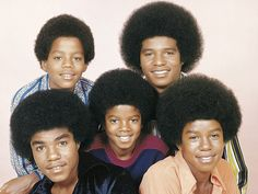 "July 26, 1968 - The Jackson 5 sign with Motown Records. The first family of pop was discovered in a fairly typical way: they opened for a Motown Records artist, Bobby Taylor, who arranged for the troupe to audition for his label. The Jacksons (Jackie, Tito, Jermaine, Marlon and Michael) aced their tryout, a rendition of James Brown's ""I Got the Feelin,"" signed to Motown and relocated from Indiana to California. •• #jackson5 #jacksonfive #thisdayinmusic #1960s #motown #michaeljackson #pop…"