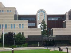 Library of Michigan in Lansing, Michigan