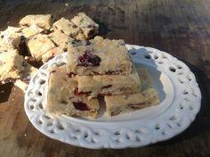 蔓越莓堅果雪Q餅❤!!!食譜、作法 | Grace Bon Appetit的多多開伙食譜分享