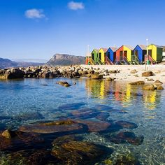 """Cape Town glistens at the southern tip of the African continent. The Cape of Good Hope Nature Reserve provides sweeping sea vistas, hiking trails and…"""
