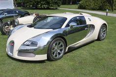 Bugatti Veyron Edition Centenaire Achille Varzi